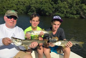 The Afishionado 100 Snook Club