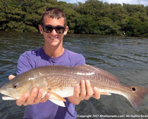 #RedfishCharters