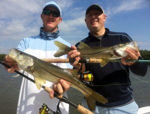 Light Tackle Sportfishing in Tampa Bay.