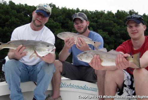 #StPetersburgRedfishCharters