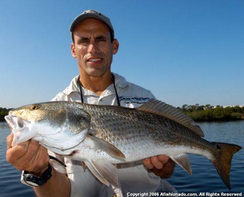 #RedfishChrterFishing
