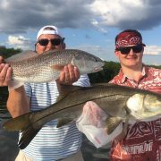 Redfish and Snook Fishing in Tampa Bay